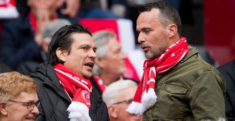 Tegenvaller voor Verbeek: 'beoogde Almere City-assistent kiest voor Ajax'