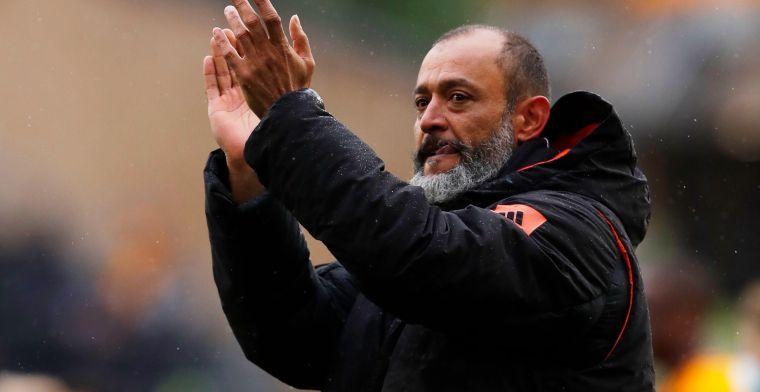 'Verrassende wending: Nuno Santo toch niet naar Crystal Palace'