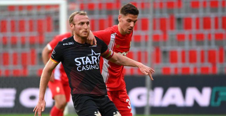 """Vandendriessche (KV Kortrijk): """"Nu voetbal ik nog dichter bij huis"""""""