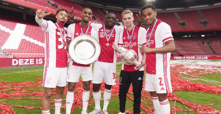 Brobbey polste zaakwaarnemer over Ajax-terugkeer: 'Konden wel wat regelen'