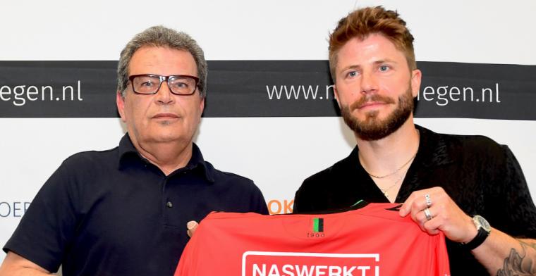 Schöne 'net zo fit als in Ajax-tijd': 'Vier weken vrij, na 12 jaar ook 'ns lekker'