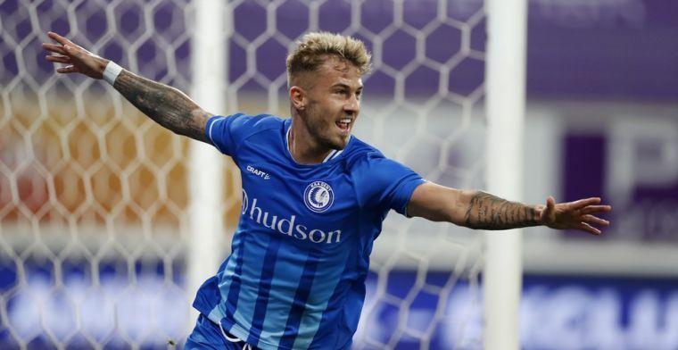 'Drie Duitse club willen droom van Dorsch laten uitkomen'