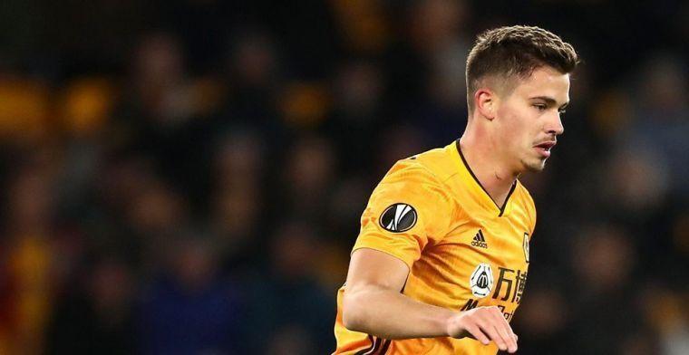 OFFICIEEL: 'Welcome Bruno', Dendoncker kent nieuwe trainer bij Wolverhampton