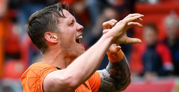 'Van Bommel kan Weghorst kwijtraken: Engelse transfer lonkt voor Oranje-spits'