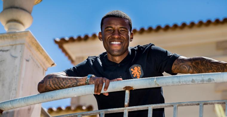 Wijnaldum blij met familie PSG: 'Geweldige spelers en een heel goede coach'