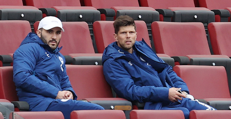 NEC gelinkt aan transfervrije Huntelaar: 'Ik ga niet in op geruchten'