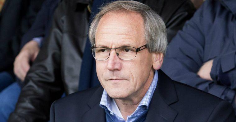 Dick van Egmond zeer tevreden: 'In 306 wedstrijden slechts één fout gemaakt'