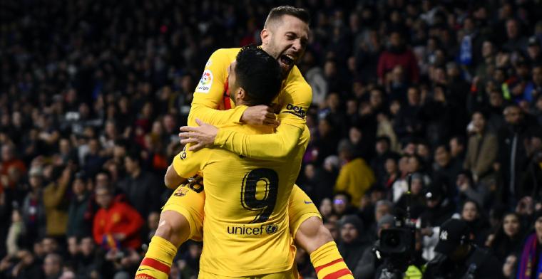 Onbegrip bij FC Barcelona over Suárez: 'Dacht eerst dat het een grapje was'