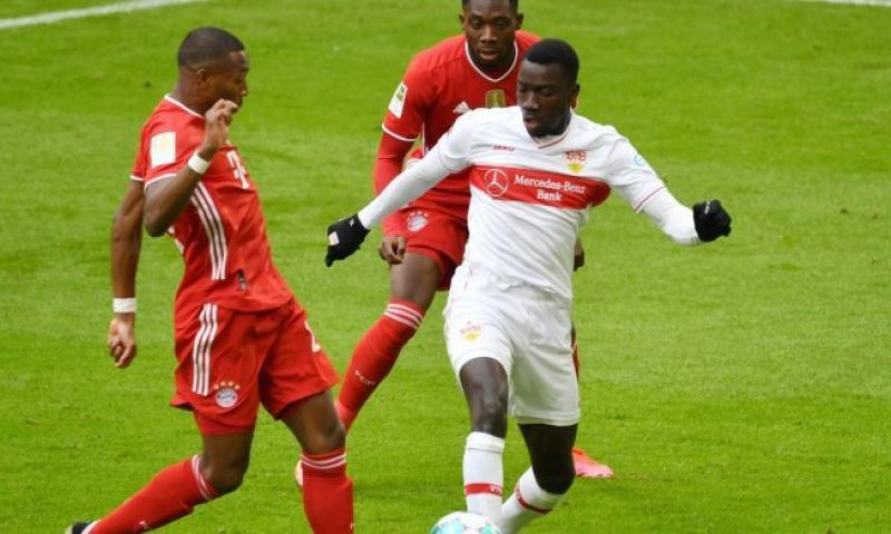 Afbeelding: Duitse bond schorst voormalige Anderlecht-tester Wamangituka met valse naam