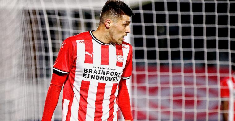 Avontuur in het Championship lonkt voor PSV-aanvaller Piroe