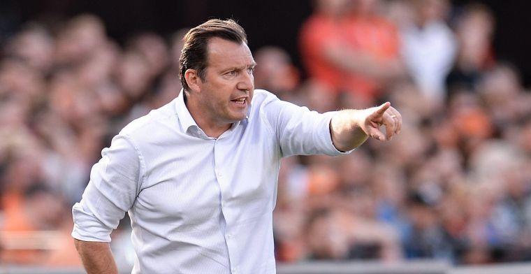 'Wilmots (52) kan zijn comeback maken als trainer in Frankrijk'