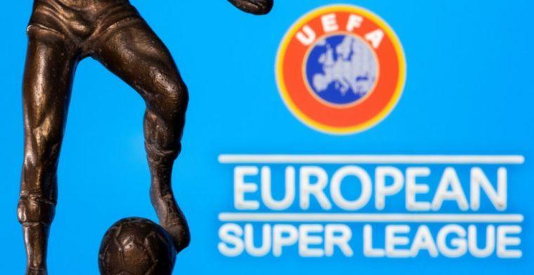 Ceferin waarschuwt: Real, Barça en Juventus nog niet van UEFA verlost