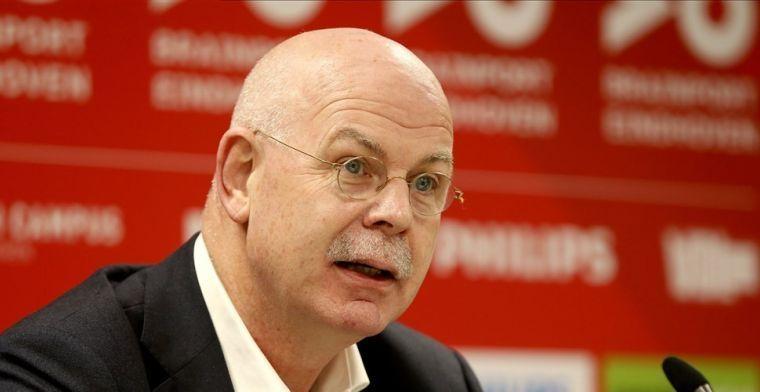 PSV breidt samenwerking met Brainport-partner sportief én financieel uit