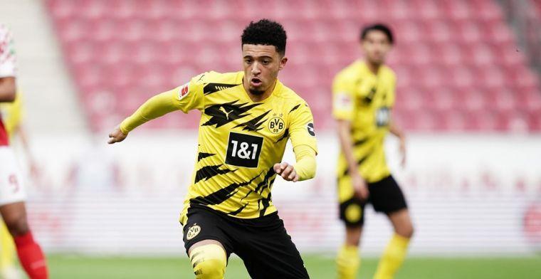 Sky Sports: 'Dortmund wil nog 13 miljoen euro extra voor Sancho'