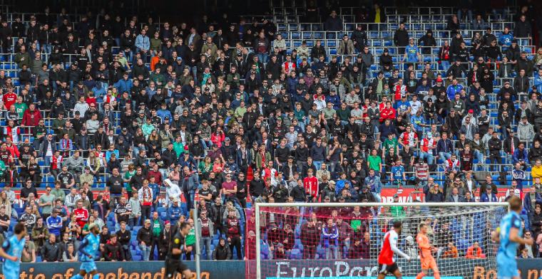 Prachtig nieuws voor voetbalsupporters: vanaf eind juni volle stadions