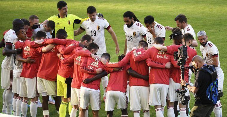 Meer supporters toegelaten: Denemarken-Rode Duivels met 25.000 fans