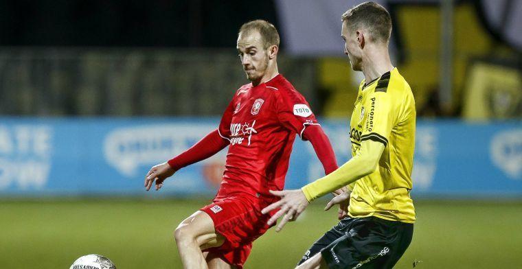 FC Twente onderhandelt met FC Utrecht: 'Hopelijk binnenkort meer duidelijkheid'