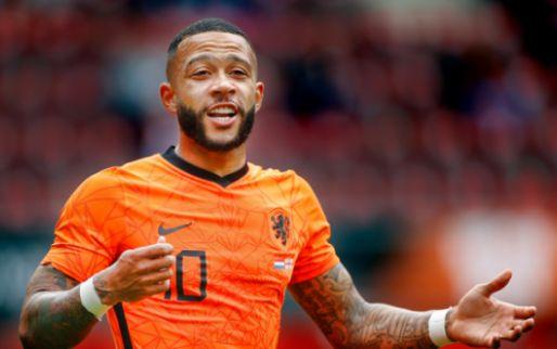 'Memphis heeft knoop doorgehakt en tekent voor twee seizoenen bij Barcelona'