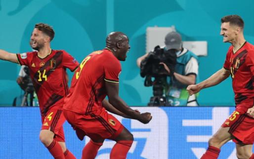 LIVE: 'Eriksen sprak met teamgenoten', België wint overtuigend (gesloten)