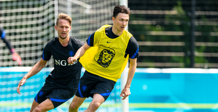 'Hij is de meest creatieve speler van Oranje, maar door 5-3-2 geen plek voor hem'