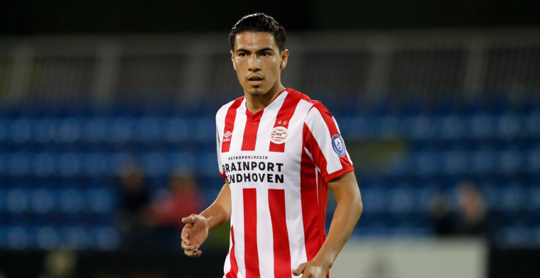 'Herstelde Gutiérrez kan PSV op huurbasis verlaten, Serie A-club toont interesse'