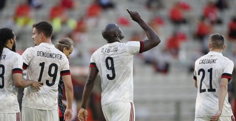 Toch nog België-Rusland? 'In principe gaat de wedstrijd door'