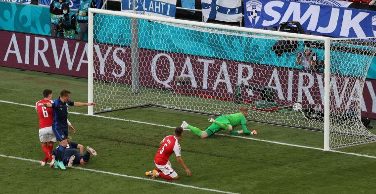Aangeslagen Denen verliezen eerste wedstrijd, Finland zorgt voor grote stunt