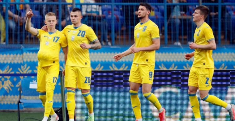 Oekraïne toch in veelbesproken shirt tegen Oranje: 'UEFA heeft het goedgekeurd'