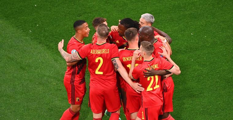 Van een goede start gesproken: Rode Duivels winnen eerste EK-wedstrijd van Rusland