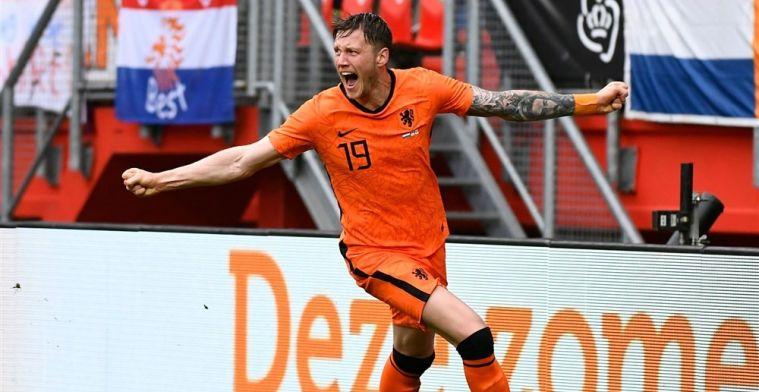 Weghorst krijgt transferadvies: 'Dat verdient hij, dan gaan we genieten'