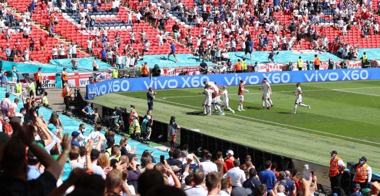 Engeland laat EK-koorts op Wembley toenemen: overtuigende revanche op Kroaten