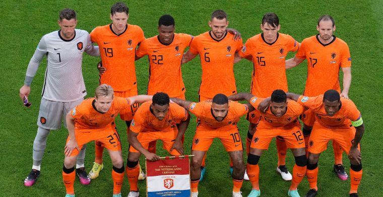 Oranje op rapport: De Vrij en matchwinner Dumfries blinken uit, één dissonant