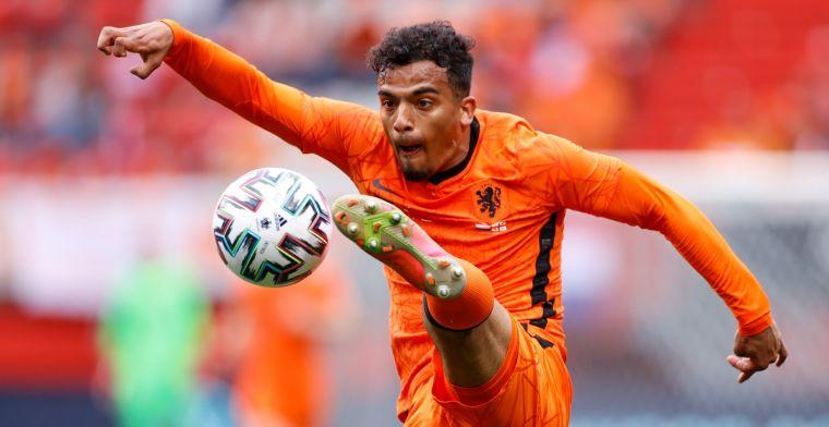 Grote verrassing in basiself Oranje: Van Aanholt vervangt Wijndal
