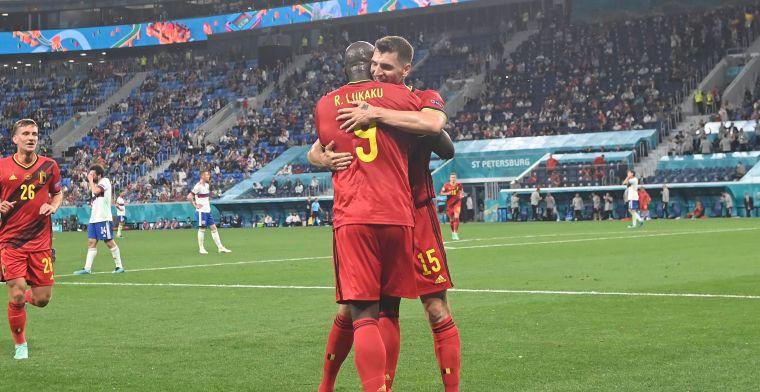 Dortmund keek met verbijstering naar herboren Meunier: 'Was hij dat werkelijk?'