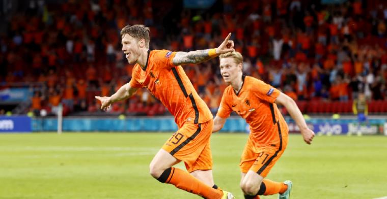 Weer heldenrol voor Nederland: 'Nu veel belangrijker, dat mag duidelijk zijn'