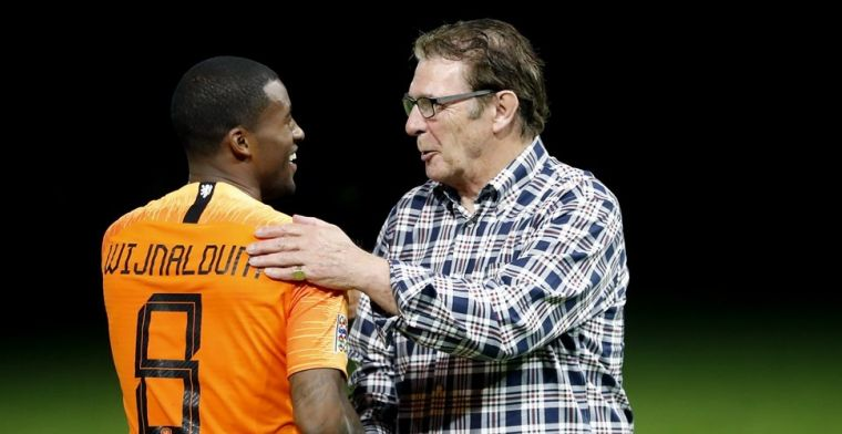 Van Hanegem ziet cruciaal verbeterpunt Oranje: 'Dan krijgen we nog meer kansen'