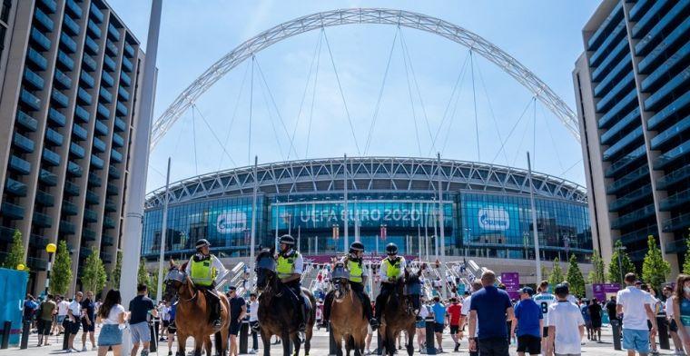 'Ruim veertigduizend fans kunnen naar de halve finales en de finale van het EK'