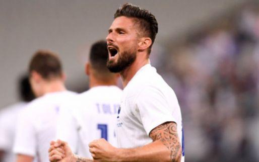 Milan wil Giroud snel presenteren, Dzeko als alternatief