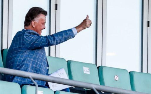 Telstar 'stunt': Van Gaal maakt korte rentree als coach en gaat één duel leiden