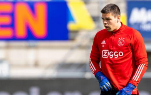 Update: Ajax bevestigt uitgaande huurtransfer van doelman Kotarski