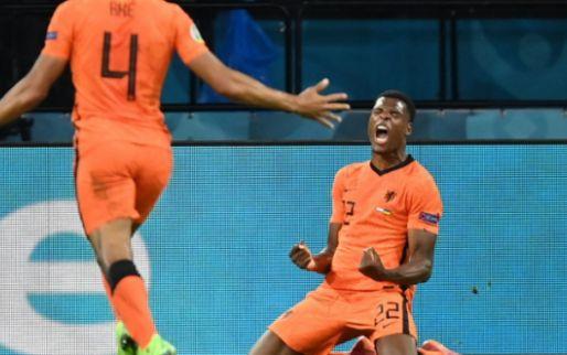Tweede klapper lonkt voor PSV: 'Begrijp dat Inter ook geïnteresseerd in Dumfries'