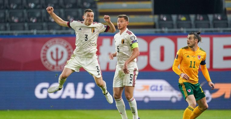 'Rode Duivels maken na Zwitserland meeste kans op blessures op EK'