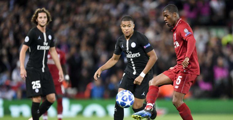 Mbappé verwelkomt Wijnaldum met open armen: Écht een hele goede speler