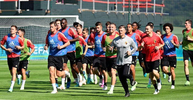 UPDATE: De Bruyne én Vertonghen in selectie richting Denemarken