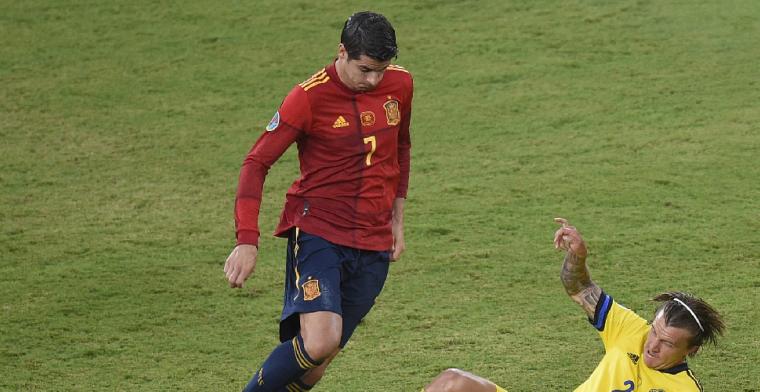 OFFICIEEL: Atlético Madrid verhuurt Morata opnieuw en incasseert tien miljoen euro