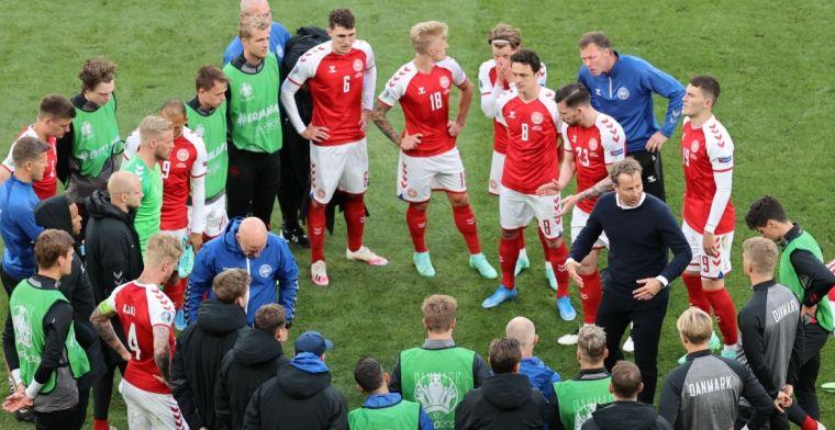 Deense bondscoach: 'Bij corona 48 uur uitstel mogelijk, bij 'n hartstilstand niet'