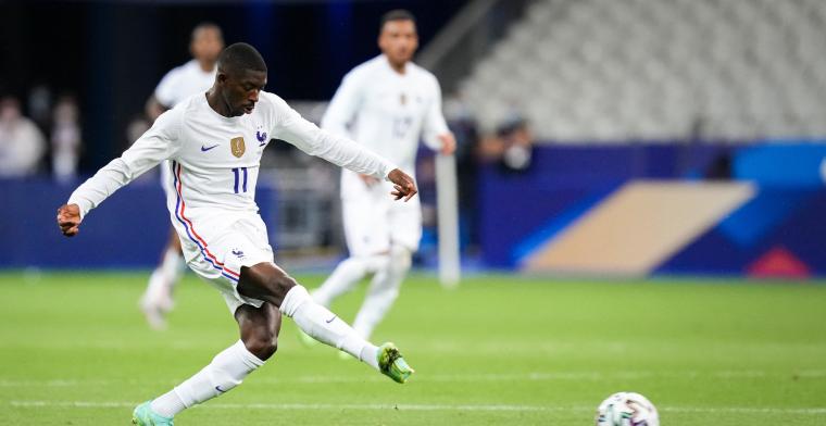 'Juventus wil Dembélé middels riant salaris over een jaar naar Italië halen'