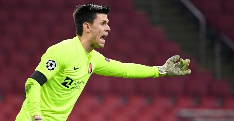 'Feyenoord komt in zoektocht naar nieuwe reservedoelman uit bij ervaren sluitpost'