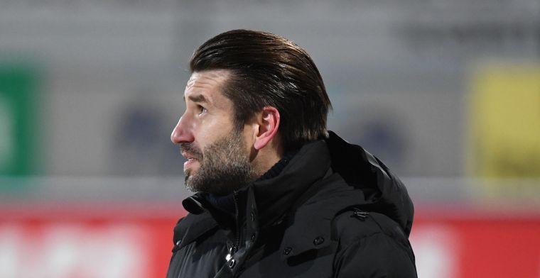 'Kortrijk strikt spits die eerder bij Cercle Brugge en Anderlecht werd genoemd'