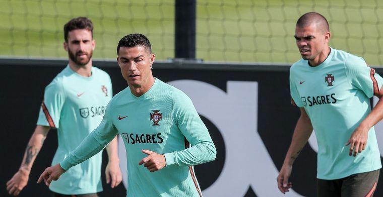 LIVE-discussie: Ronaldo pakt record met basisplaats Hongarije-Portugal